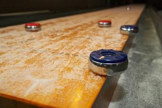 SOLO® Shuffleboard Movers Seattle, Washington.